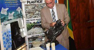 Jamaica Bans Plastic Bags, Drinking Straws And Styrofoam