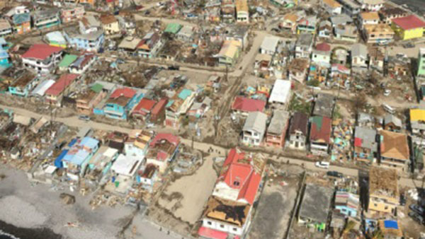 Dominica Observing First Anniversary Of Hurricane Maria
