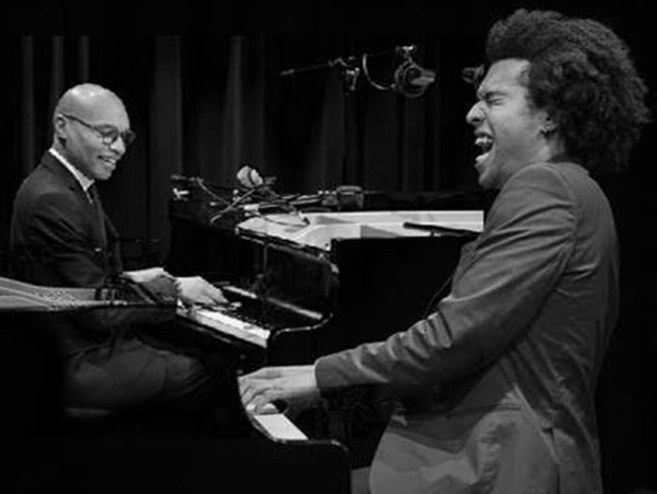 "Eddie Bullen, left, and his son, Quincy, will enthrall the audience at the ""100 Accomplished Black Canadian Women – 2018"" launch and gala with their unique, spell-binding blend of jazz wizardry."