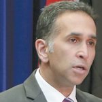 Trinidad and Tobago Attorney General, Faris Al-Rawi.