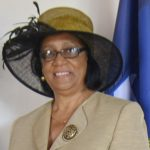 Grenadian Governor General, Dame Cecile La Grenade.