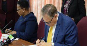 Guyana And Austria Sign Memorandum Of Understanding