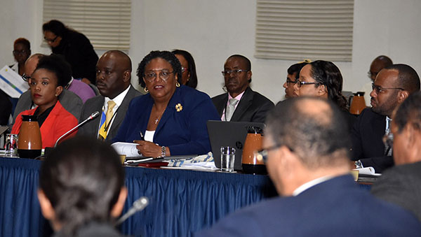 Barbados' Prime Minister Calls For Closer CARICOM Unity To Attract Foreign Investments