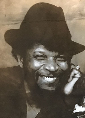 Milton Griffith smiling -- small