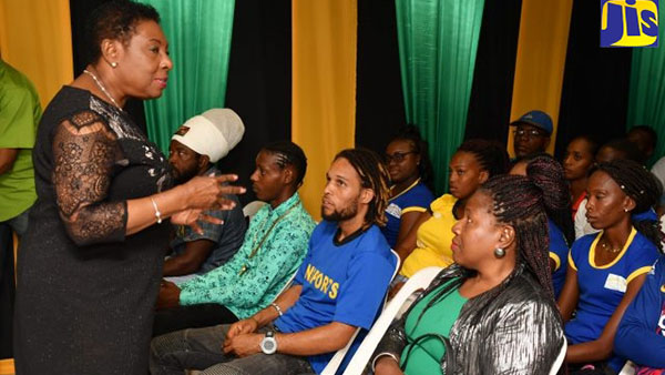 Netball Champions In The INSPORTS Community Competition To Get The Same Prize Money As Football Winners, Says Jamaican Sports Minister