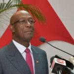 Trinidad and Tobago Prime Minister, Dr. Keith Rowley.