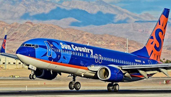 Belize And St. Kitts-Nevis Added To Sun Country Airlines' Destinations