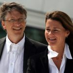 Microsoft co-founder and billionaire, Bill Gates, pictured with his wife, Melinda, during their visit to the Oslo Opera House in June 2009. Gates, a Harvard University drop-out, went on to achieve phenomenal business and philanthropic success. Photo credit: Kjetil Ree - Own work, CC BY-SA 3.0, https://commons.wikimedia.org/w/index.php?curid=6934215.