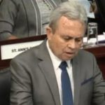 Trinidad and Tobago Finance Minister, Colm Imbert.