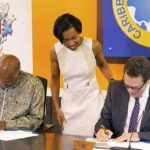 Caribbean Development Bank And University Of The West Indies Sign Historic Agreement