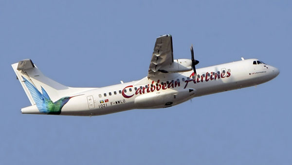 Passengers Emergency-Evacuated From Caribbean Airlines Plane