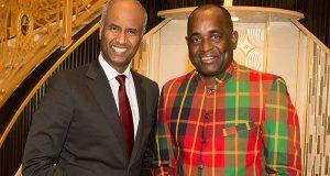 Dominica Prime Minister Visits Toronto