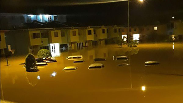 Trinidad And Tobago Experiences Flooding, Caused By Severe Weather Conditions