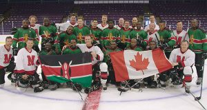 From Kenya To Canada, With Love And Passion: The Story Of The Ice Lions, Kenya's Only Ice Hockey Team