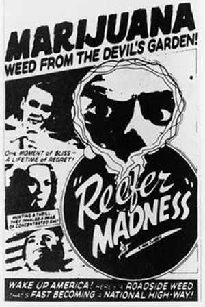 Reefer Madness. CC BY.