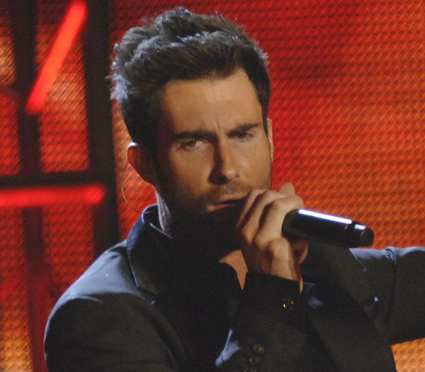 Singer Adam Levine, seen performing in Washington, DC, is one of the most fantasized about celebrities. Photo credit: Adam_Levine_from_Maroon_5.JPG: Donna Lou Morgan, U.S. Navyderivative work: Off2riorob (talk) - Adam_Levine_from_Maroon_5.JPG, Public Domain, https://commons.wikimedia.org/w/index.php?curid=16125311.