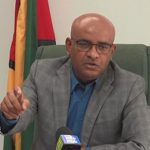 Leader of Guyana's Opposition, Bharrat Jagdeo, filed the no-confidence motion against the government.