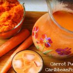 Caribbean-styled carrot-punch -- feature image