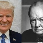 Should We Dare To Compare Donald Trump And Sir Winston Churchill?