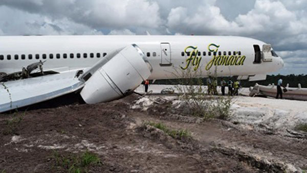 Death Of Elderly Woman Linked To Fly Jamaica Emergency Landing In Guyana