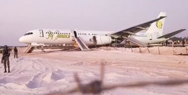 Six Injured As Toronto-Bound Fly Jamaica Aircraft Makes Emergency Landing In Guyana