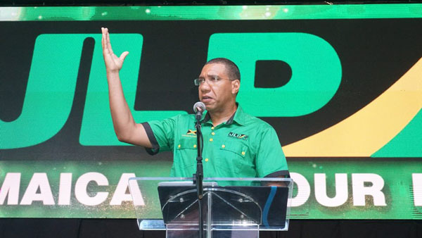 Jamaica Prime Minister Defends His Stewardship; Announces New Housing Project