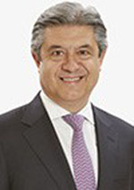 Ignacio (Nacho) Deschamps, Scotiabank's Group Head for International Banking and Digital Transformation.