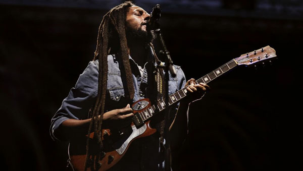 GRAMMY Award-Nominated Julian Marley To Release First Album In 10 Years