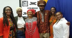 Reggae Legend, Marcia Griffiths, Charms at Jamaica Music Conference; Shines at Florida's Grace Jerk Festival