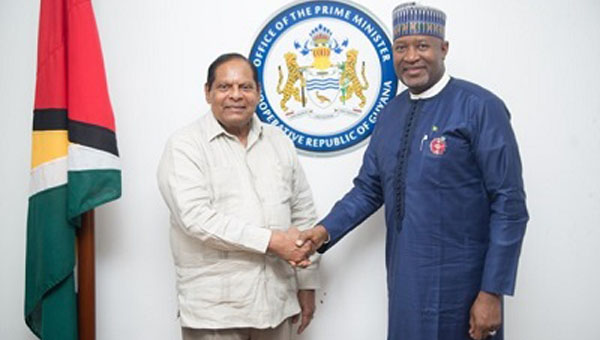 Guyana Signs Air Service Agreement With Ghana; Holds Discussions With Nigeria