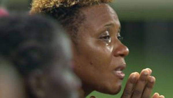 Tears Flow As West Indies Women Trounced By Australia In Twenty20 Semi-final