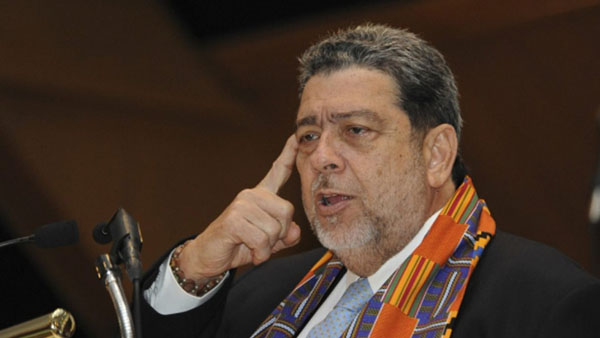 "St. Vincent Prime Minister Describes Meeting Between US President And Select Group Of Caribbean Leaders As ""Troubling"""