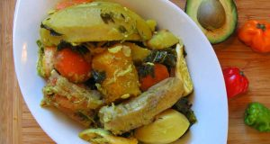 """An Unconventional """"Oil Down"""", Grenada's National Dish"""