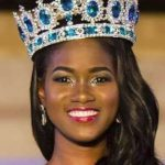 Kadijah Robinson, a physiotherapist at the Black River hospital in St. Elizabeth, Jamaica, placed in the top five at the 68th edition of the Miss World pageant, in Sanya, China, last Saturday.