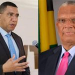 Jamaica Prime Minister And Opposition Leader Hold Private Meeting; Agree To Crime Talks