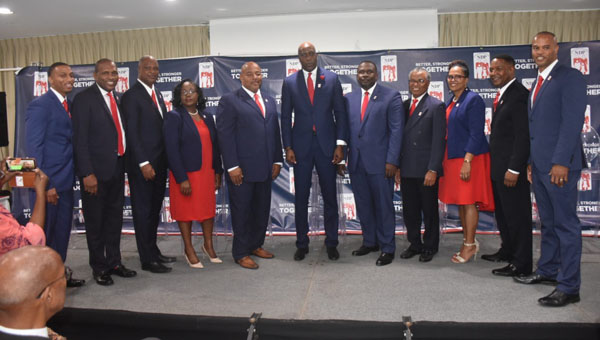Virgin Islands Ruling Party Presents Candidates To Contest Upcoming General Election