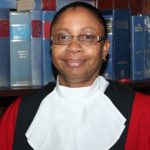 Acting Chief Justice, Roxanne George-Wiltshire.