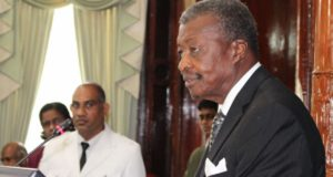 Guyana's National Assembly Speaker Denies Government's Request To Reverse Recently Passed No Confidence Motion