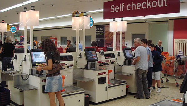 Are Supermarket Self-Check-Outs Encouraging Shoppers To Steal?
