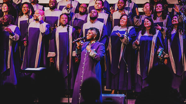The Toronto Mass Choir. Photo contributed.
