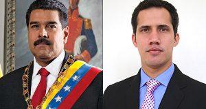 In Venezuela, Two Presidents Vie For Power