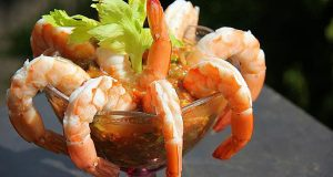 The Ultimate Shrimp Cocktail