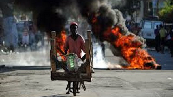 CARICOM Concerned About Violence In Haiti