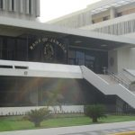 Bank of Jamaica headquarters in Kingston.