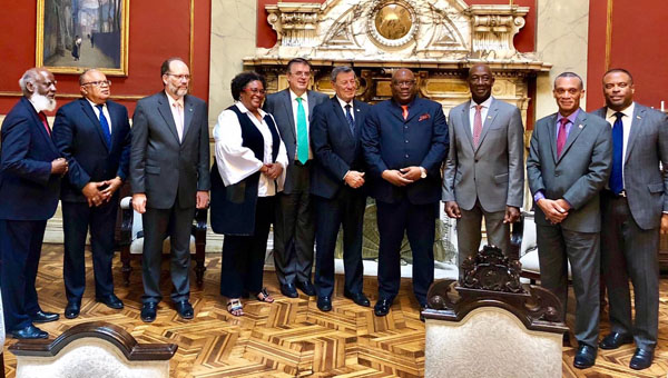 New Caribbean-Latin American Initiative Formed, Aimed At Ending Political Violence In Venezuela