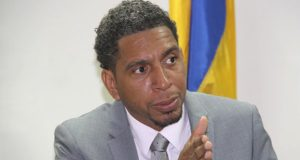 "St. Vincent's Finance Minister Warns Of ""Rough Waters Ahead"""