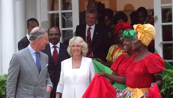 Prince Charles And Wife, Camilla, To Visit The Caribbean Next Month