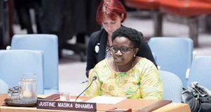 Was The Democratic Republic Of Congo's First Peaceful Transition Of Power At Expense Of Women?
