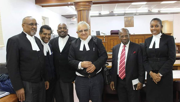 St. Kitts-Nevis Opposition Leader, Denzil Douglas, Wins Passport Case