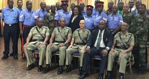 Over 100 Police Officers Elevated Within The Grenada Police Force